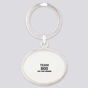 Team BOO, life time member Keychains