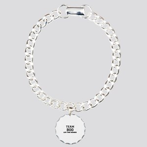 Team BOO, life time memb Charm Bracelet, One Charm