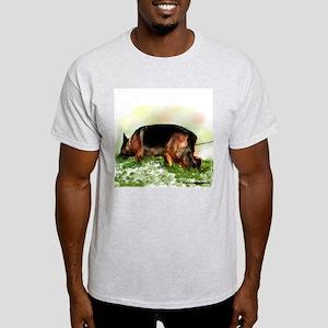 German Shepherd Tracking Light T-Shirt