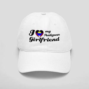 I love my Antiguan Girlfriend Cap
