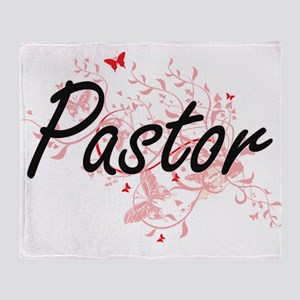 Pastor Artistic Job Design with Butt Throw Blanket