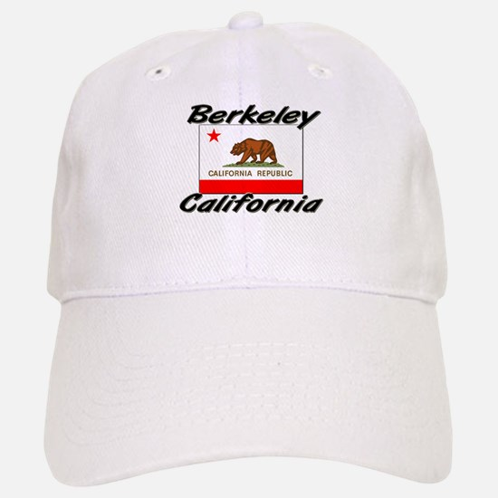 Berkeley California Baseball Baseball Cap