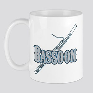 Bassoon Woodwind Band Member Mug