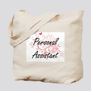 Personal Assistant Artistic Job Design wi Tote Bag