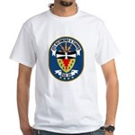 USS Richmond K. Turner (DLG 20) White T-Shirt