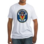 USS Richmond K. Turner (DLG 20) Fitted T-Shirt