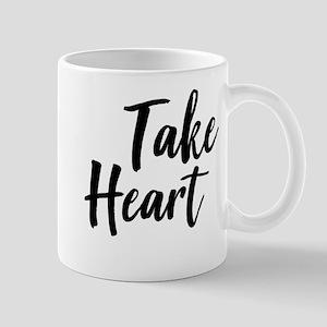 Take Heart Mugs