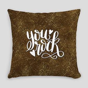 YOU ROCK Everyday Pillow