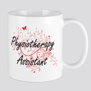 Physiotherapy Assistant Artistic Job Design w Mugs