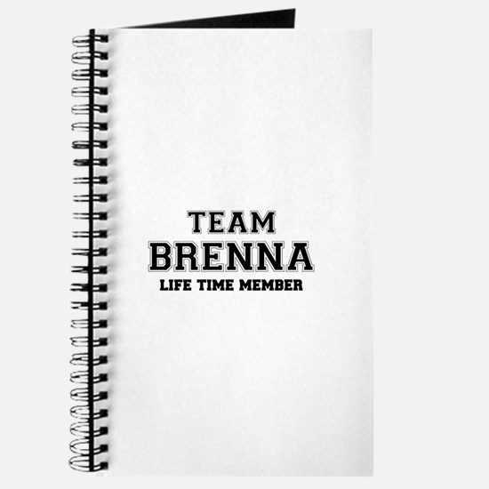 Team BRENNA, life time member Journal