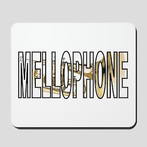 Mellophone Brass Marching Band Mousepad