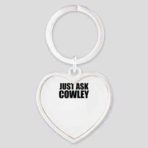 Just ask COWLEY Keychains