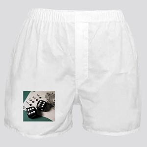 Cards And Dice Boxer Shorts