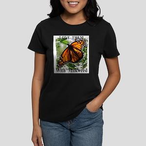 Save Monarchs Women's Light T-Shirt