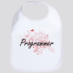 Programmer Artistic Job Design with Butterflie Bib