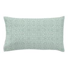 Cute Mint Vintage Pillow Case