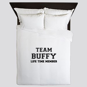 Team BUFFY, life time member Queen Duvet