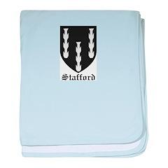 Stafford Baby Blanket