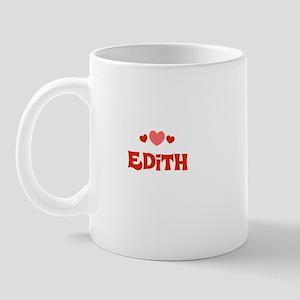 Edith Mug