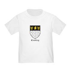 Coakley Toddler T Shirt