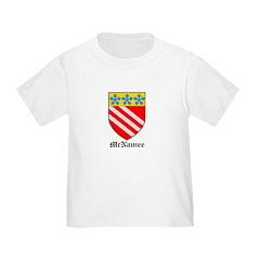 Mcnamee Toddler T Shirt