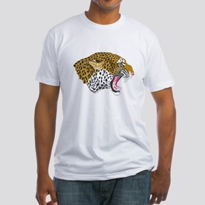 Leopard Fitted T-Shirt