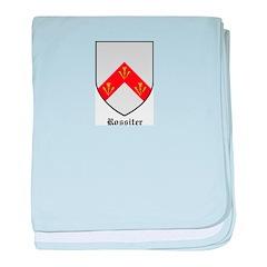 Rossiter Baby Blanket
