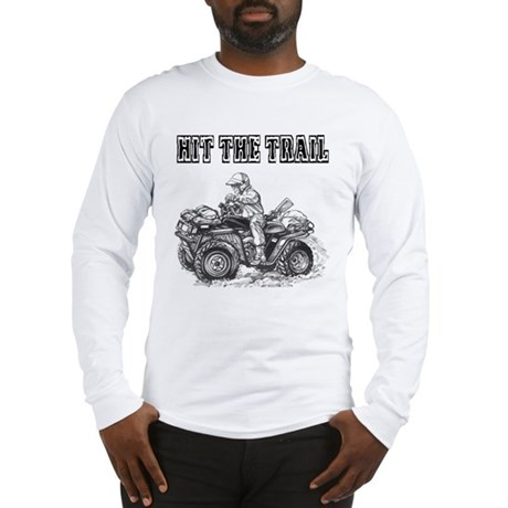 Hit The Trail Long Sleeve T-Shirt