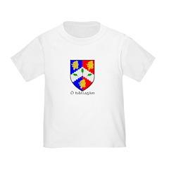 Halligan Toddler T Shirt