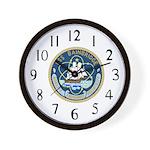 USS Bainbridge (DLGN 25) Wall Clock