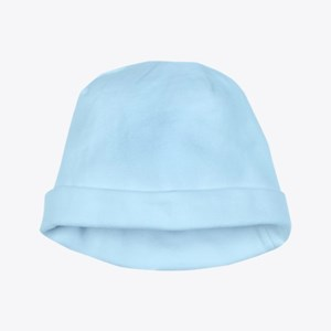 Team CAROLINE, life time member baby hat