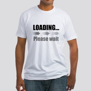 Loading...Please Wait Fitted T-Shirt
