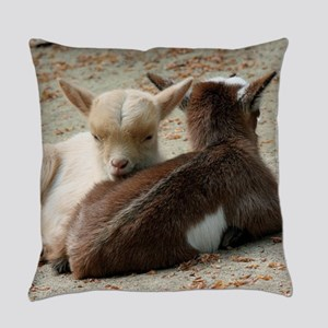 Goat 001 Everyday Pillow