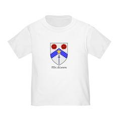 Mcaleer Toddler T Shirt