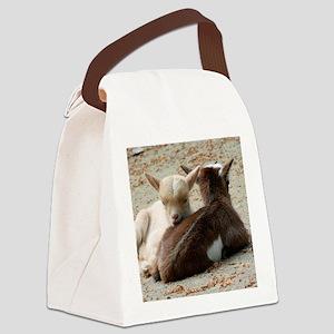 Goat 001 Canvas Lunch Bag