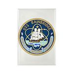 USS Bainbridge (DLGN 25) Rectangle Magnet (10 pack