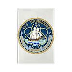 USS Bainbridge (DLGN 25) Rectangle Magnet (100 pac