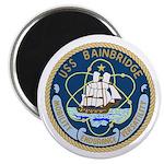 """USS Bainbridge (DLGN 25) 2.25"""" Magnet (10 pack)"""