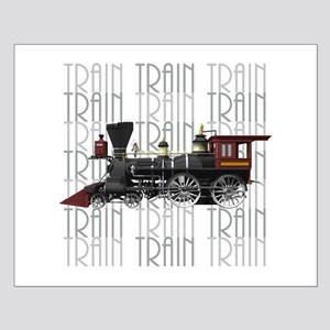 Train Lover Small Poster