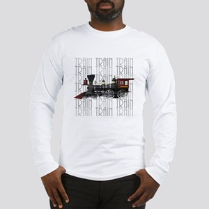 Train Lover Long Sleeve T-Shirt