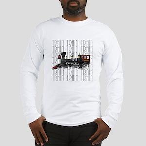 Train Lover Long Sleeve T-Shirt
