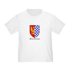 Sweetman Toddler T Shirt