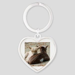 Goat 001 Keychains