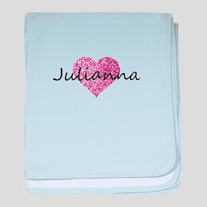 Julianna baby blanket
