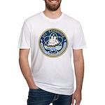 USS Bainbridge (DLGN 25) Fitted T-Shirt