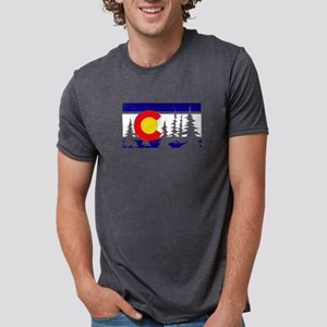 Colorado Tree Silhouette T-Shirt
