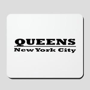 Queens Mousepad