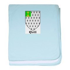 Quill Baby Blanket