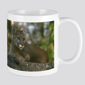 Large Mountain Lion Mugs