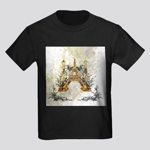 Awesome eiffeltower with roses T-Shirt
